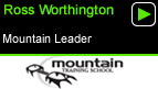 Ross Worthington, The Mountain Leader Training School